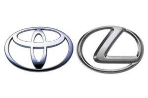 вскрытие Тойота и Лексус